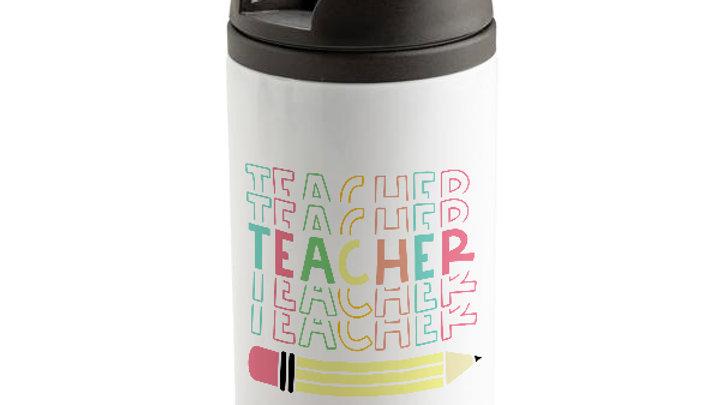 Vetro Double Wall Mug Teacher Pencil