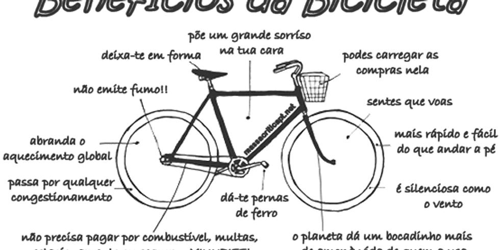 Massa crítica - de bicicleta a Aljezur pelo clima