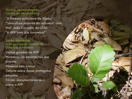 Dia da Floresta, 30 Outubro 2021, Aljezur