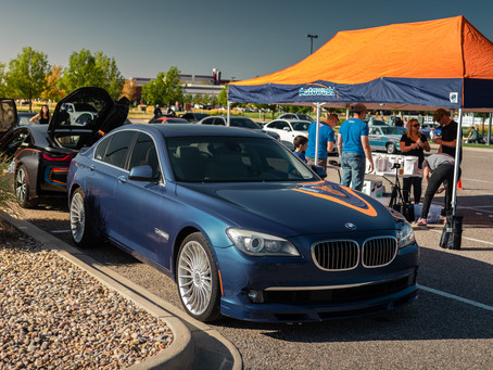 Northfield Cars & Community (Cars & Coffee) September 2019