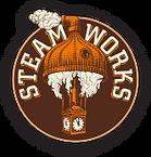 Prof Network. 100 Gay Men. Logo. SteamWo