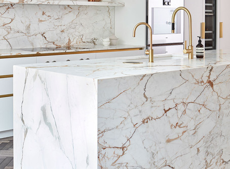 The Icon of Luxury living: Marble