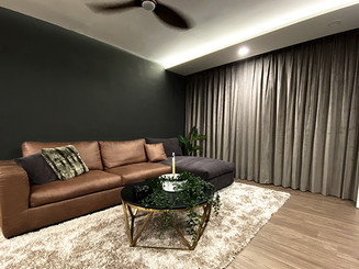 HDB Living Room