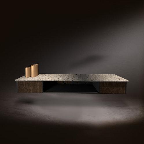 [Carpentry] Terrazzo Console