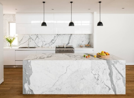 4 Different Stone Finishes Most Commonly Used