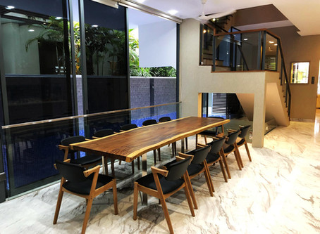 The Joy of Dining Together: How Big Should My Dining Table Be?
