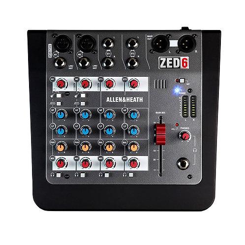 ZED 6 Mixer
