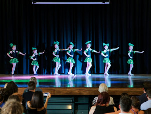 Amanda Middleton's Dance Class.