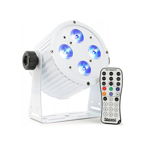 HEX Colour LED Par Can