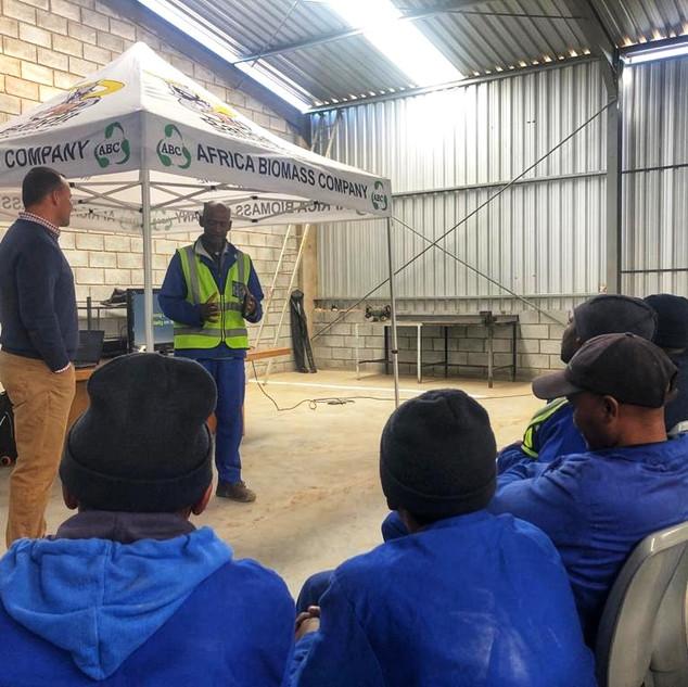 Africa Biomass Company Eastern Cape