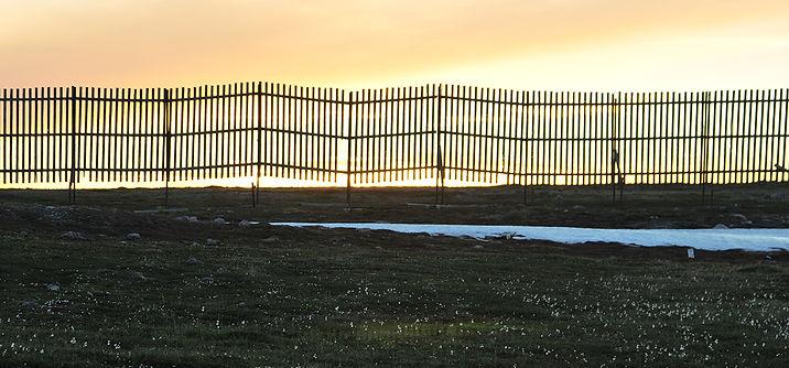 Baker Lake Snow Fence.jpg