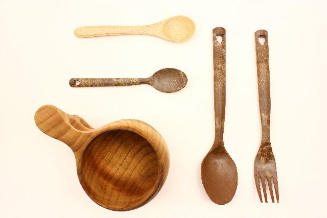 木製カトラリー・食器