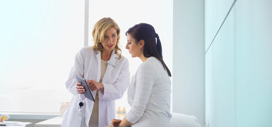 Woman & Doctor