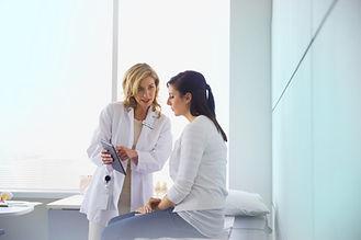 Vrouwelijke dokter