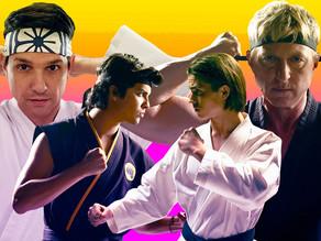 """La nuova generazione di Karate Kid: """"Cobra Kai never dies"""""""
