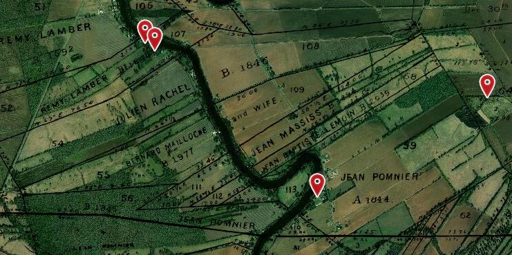 1851 plat map