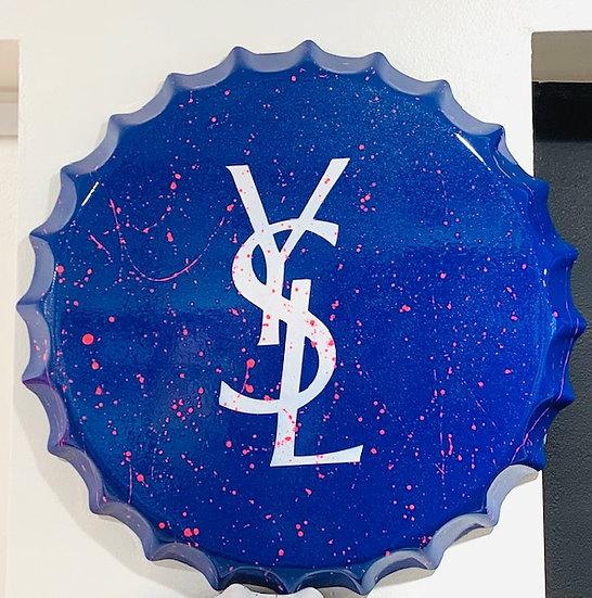 Bottle Cap XXL YSL By Ludo Modelo