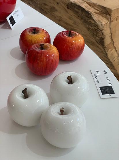 Set Apples 3 Pcs