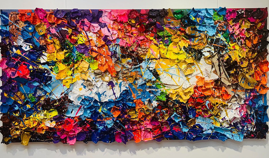 Butterflies By Nitra-Art - 200 x 100 cm