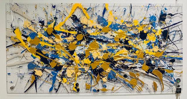 Très Chique by Nitra-Art - 100 x 50 cm