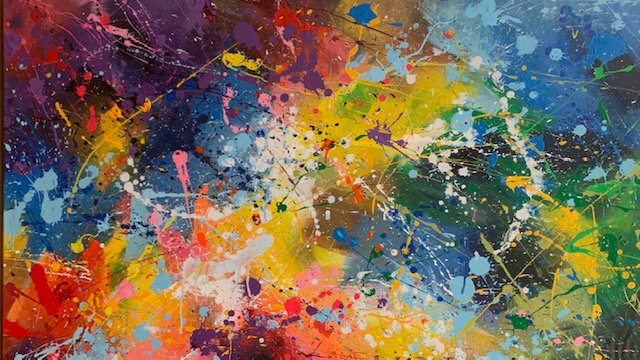 Intuition By Nitra-Art - 120 x 80 cm