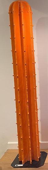 Orange Cactus - 170 cm