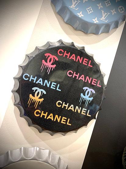 Drip Chanel Bottle Cap XXL