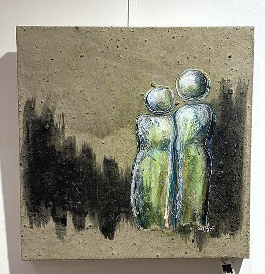 Humbolds By Saskia Verguts  - 50 x 50 cm