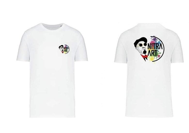 Nitra Art T-shirt Small
