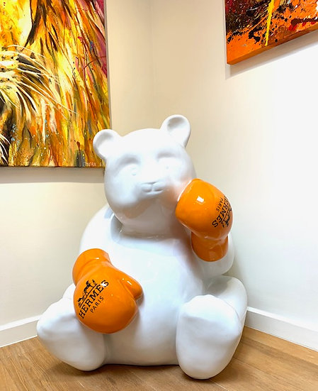 Sold! Pand'ours XL Hermès By C. Comerro