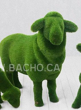 Sheep - 1.3 x 1.65 x 0.6 m