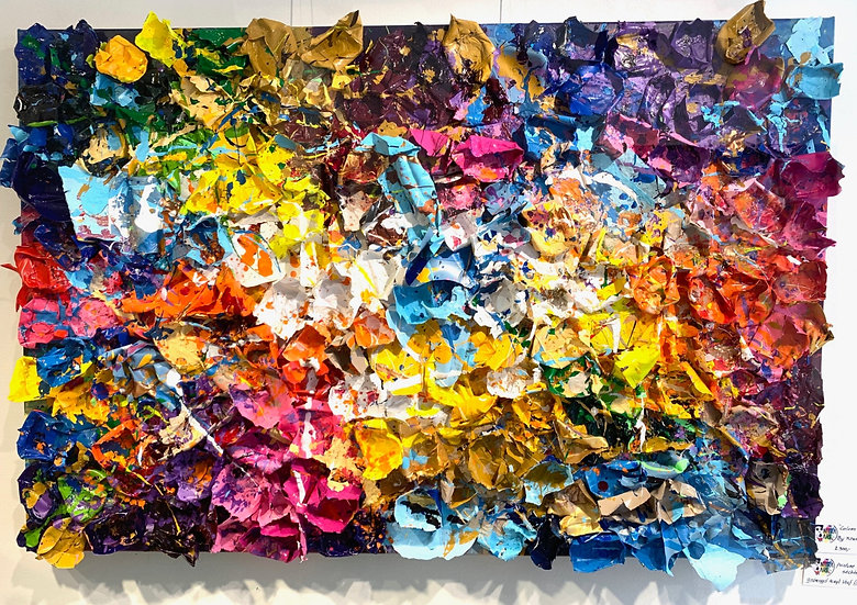 Colors By Nitra-Art - 80 x 120 cm
