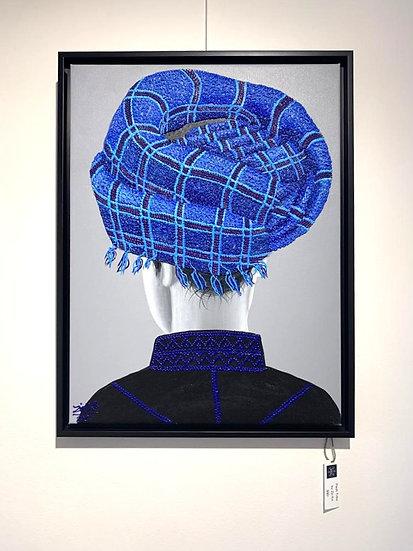 Pao Tribe By Zin Ko - 65 x 50 cm