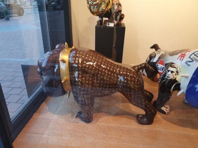 Vegas Bulldog M - LV - BH/GC - By C. Comerro
