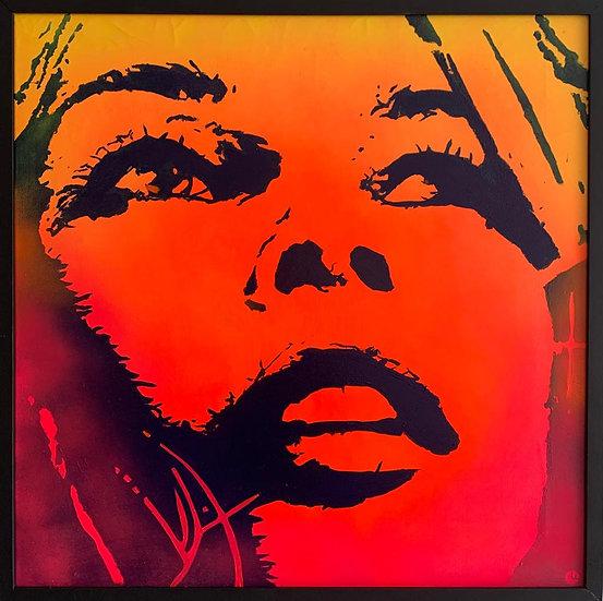Claudia Schiffer By O. Ameye