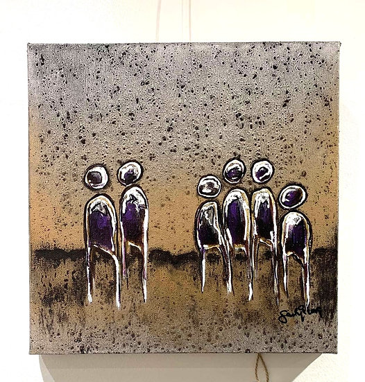 Humbolds By Saskia Verguts  - 28.7 x 28.7 cm
