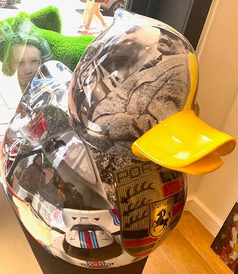 Duck Race 'Jacky X' Yellow By Ludo Modelo