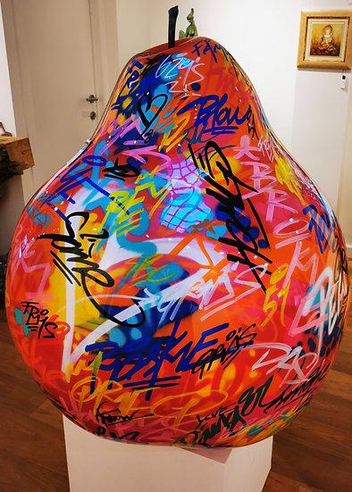 Grafitti Giant Pear - Frostproof