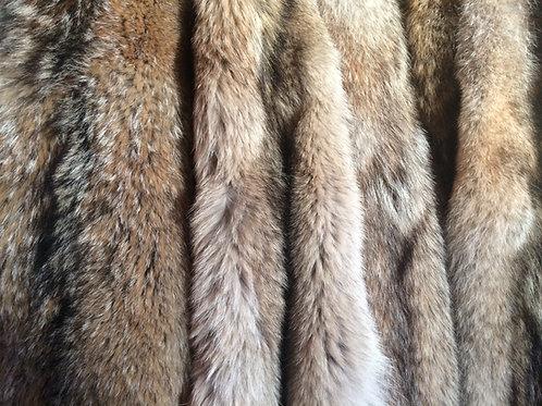 Raw Fur--price based on market price