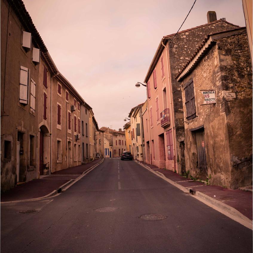 Ein verträumter Ort in Frankreich