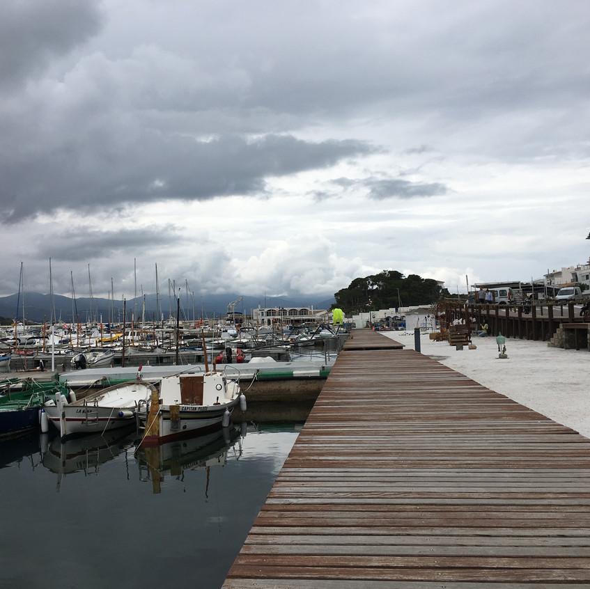 El port de la Selva