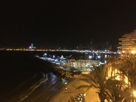 Spanien [2018] Roadtrip Pt. 8 - Benidorm und eine spanische Nacht