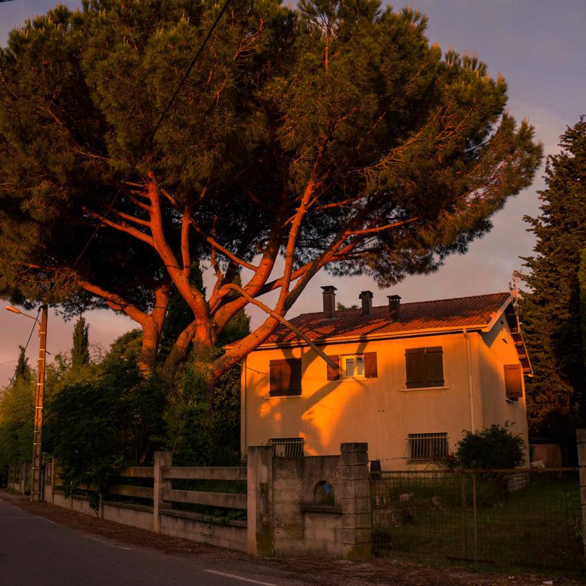 Idyllisches Haus in Valergues