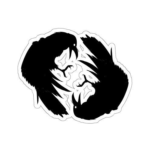 Nim Raven Stickers