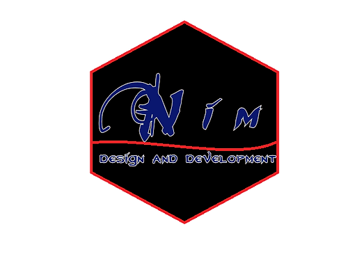 Nim Design and Development Logo