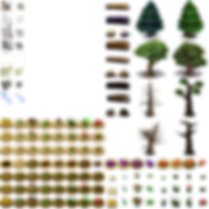 crops and minerals tileset for rpgmakermv created by Z