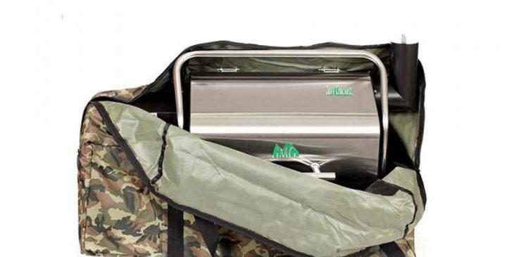 GMG Davy Crockett Tote Bag