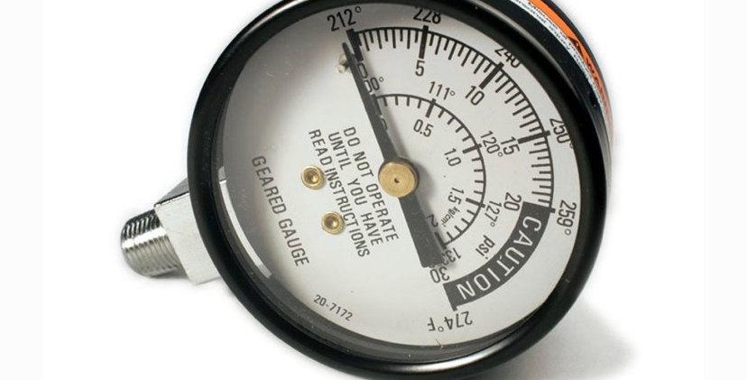 All American Pressure Canner Pressure Gauge