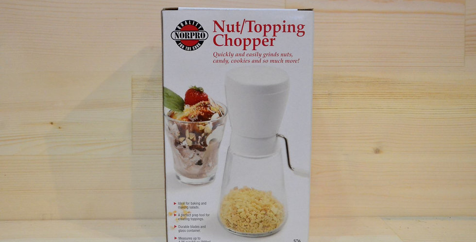 NorPro Nut Topping Chopper
