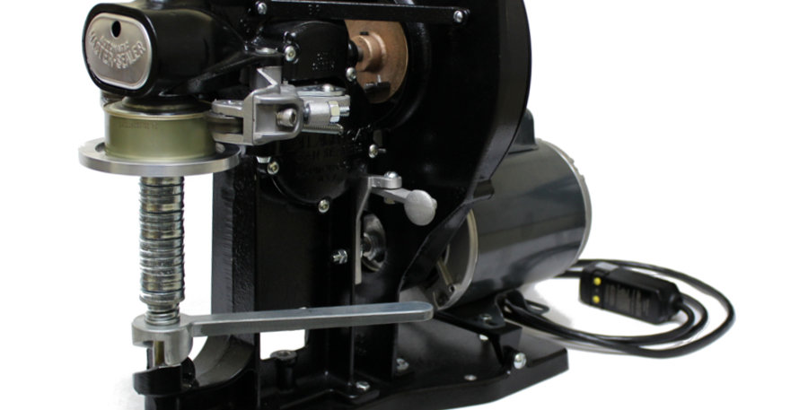 All American Model EL-12253 Electric Can Sealer